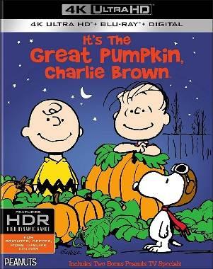 Charlie Brown – Balkabağı – It's the great pumpkin – Charlie Brown