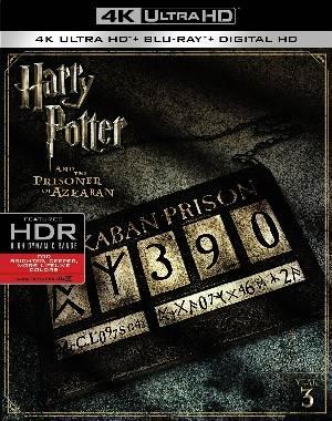 Harry potter 3 – Azbakan tuzağı – Harry potter 3 – The prisoner of